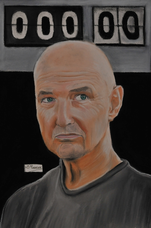 Terry O'Quinn by starspastels